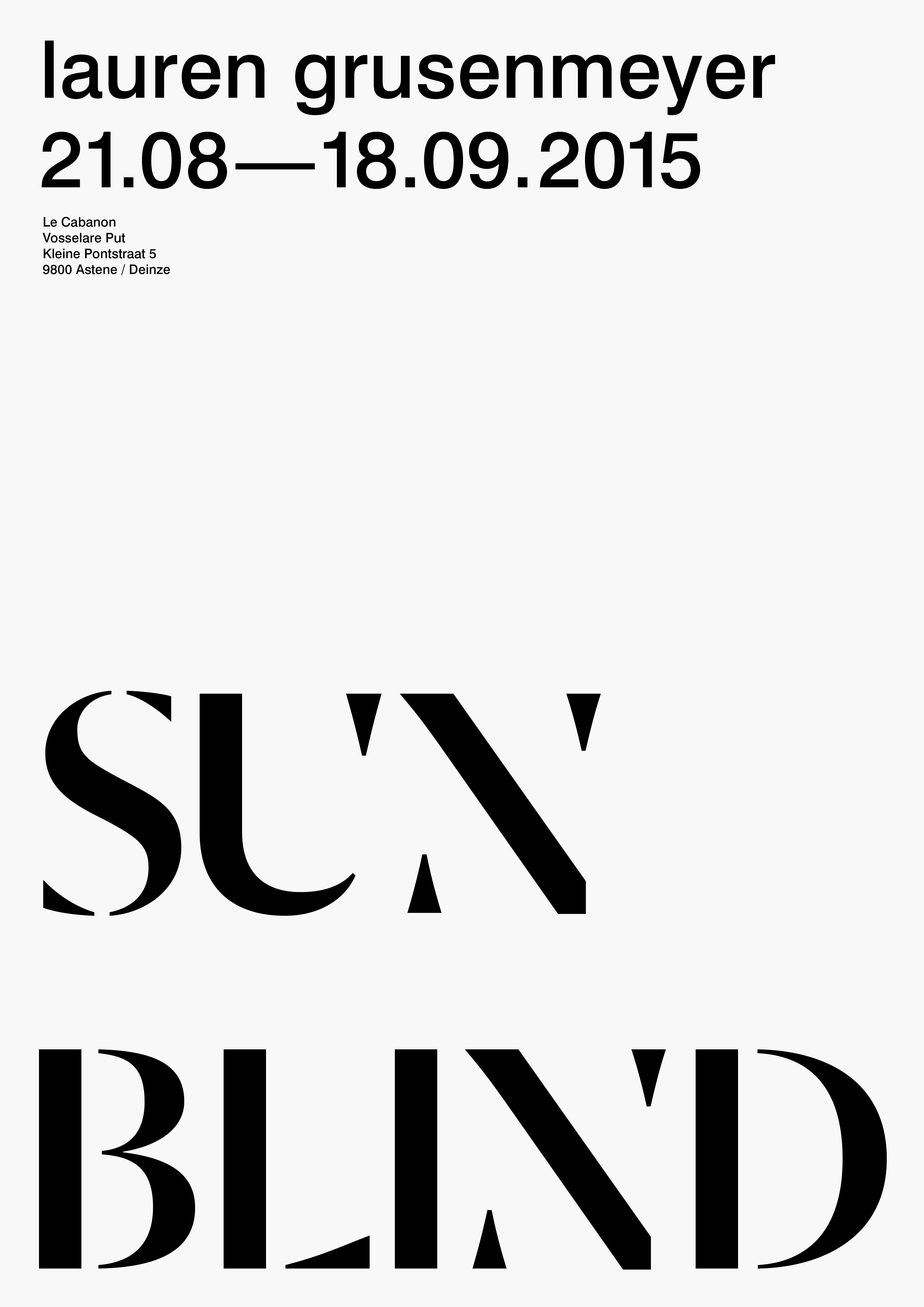 SUNBLIND A3 WEB